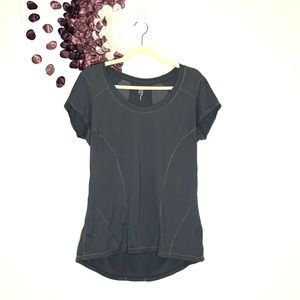Zella Grey Workout T-Shirt